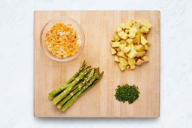Prep and Make Crust