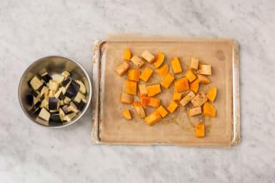 Prep the butternut