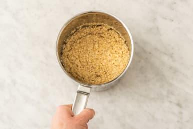 Koka quinoa