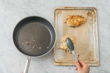 Tillaga kyckling