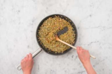 Pittige saus maken