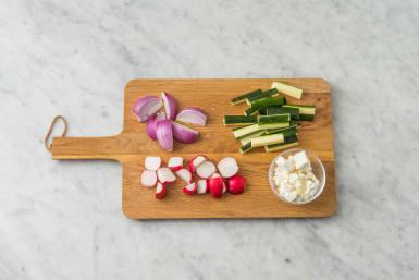 Prep your veg