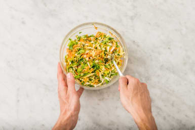 Laga coleslaw