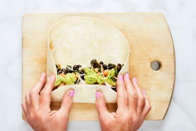 Assemble Burritos