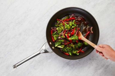 Make Stir-Fry
