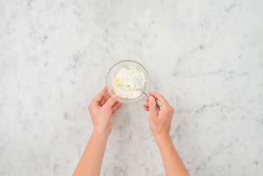 La crema de citron vert