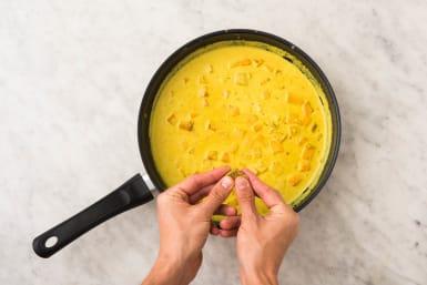Curry afmaken