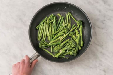 cook the greens