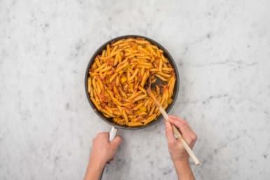 Rör i pastan