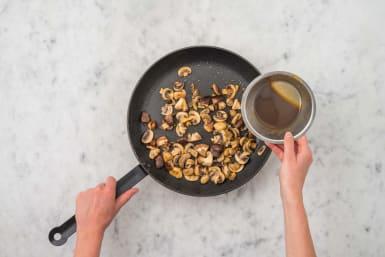 Cook the Mushroom