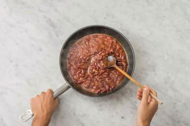 cook beans
