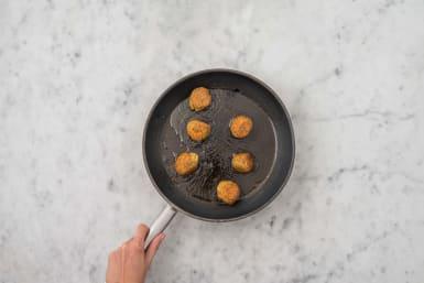 Fry the Falafel