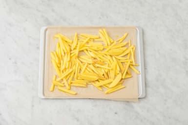 Faire les frites