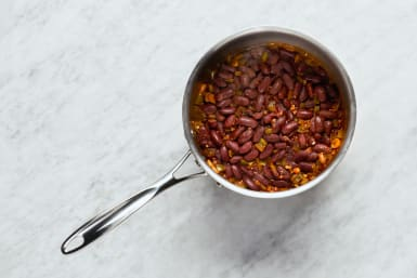 Simmer Beans