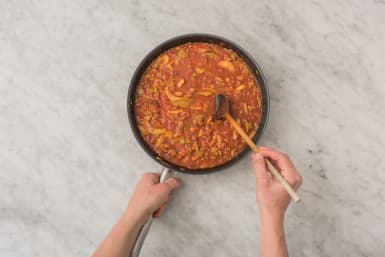 Cook the Bolognese
