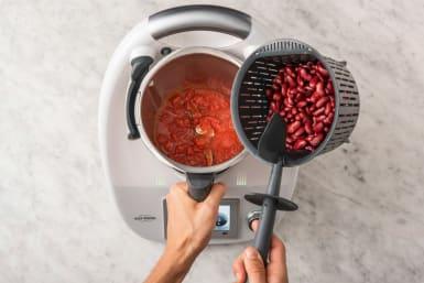 Chili kochen