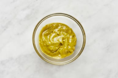 Prep & Mix Guacamole