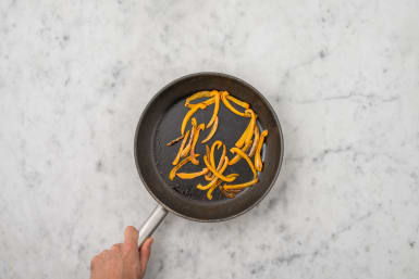 Paprika bakken