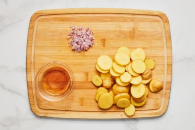 Prep & Make Vinaigrette