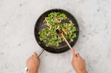 Cuire les haricots plats