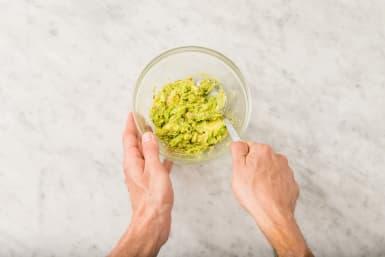 Préparer le guacamole