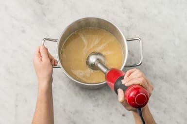 Faire la soupe