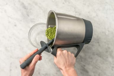 Für das Pesto