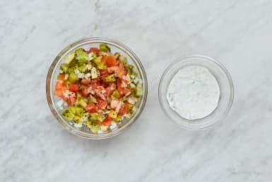 Make Salsa & Crema