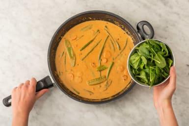 Faire le curry