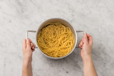 Koka spaghetti