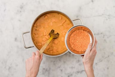 Simmer the Dal