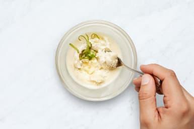Make Garlic Lime Butter