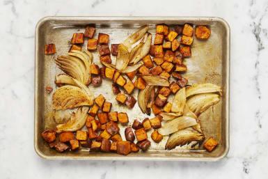 Prep & Roast Veggies