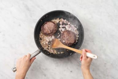 Cuire le steak