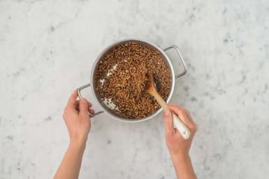 Dinkel kochen