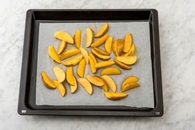 Für die Ofenkartoffel