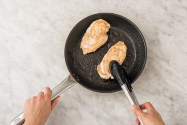 Fry the Chicken