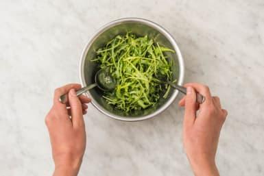 Start The Salad