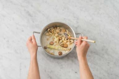 Suppe ansetzen