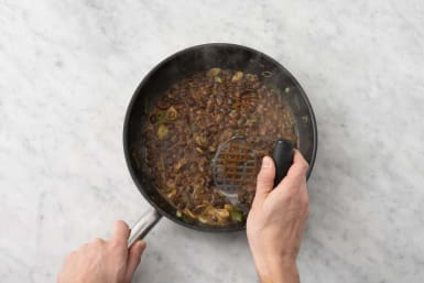 Cook the Refried Beans