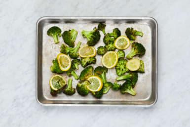 Roast Broccoli & Lemon