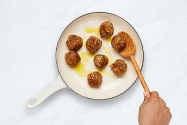 Form & Cook Meatballs