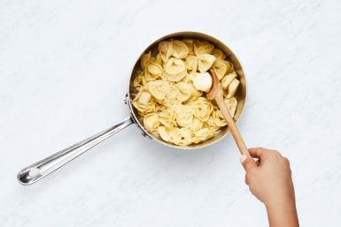 Cook Tortelloni