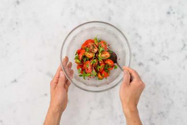 Tomato Salad Time!