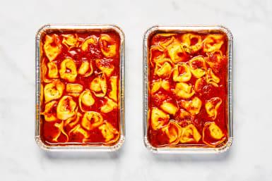 Bake Tortelloni