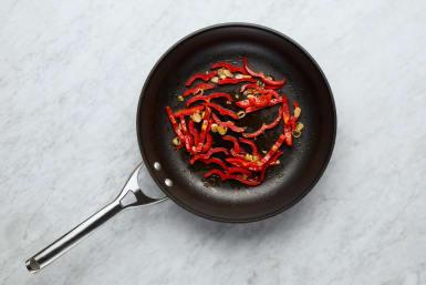 Cook Bell Pepper