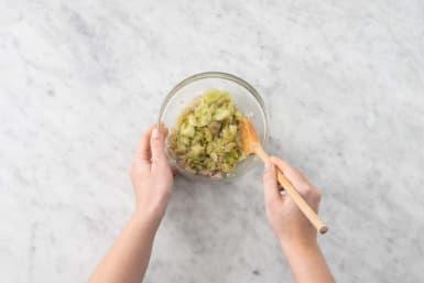Préparer la salade de tomates