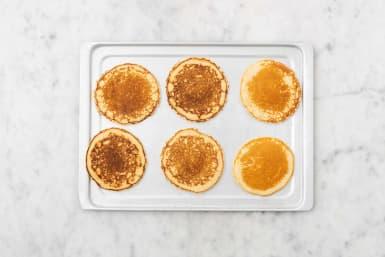Warm The Pancakes