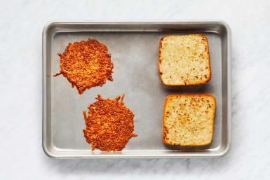 Bake Bread & Frico