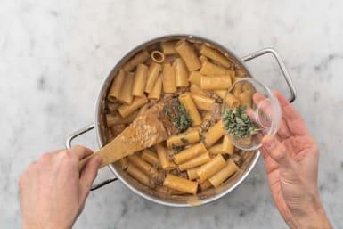 Pasta hinzufügen